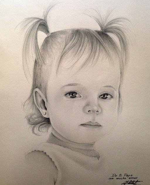 Tinta y Lapiz. Retratos por encargo, dibujos por encargo