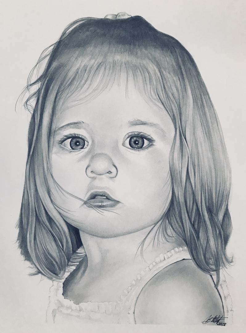 Tinta Y Lápiz Retratos Por Encargo Retratos A Lápiz Y Tinta